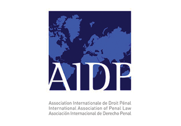 AIDP - International Association of Penal Law Logo